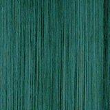Frusqo draadjesgordijn peacock groen 90x200cm_