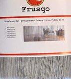 Frusqo draadjesgordijn lichtgrijs 400x300cm_