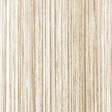 Frusqo draadjesgordijn beige-bruin 100x250cm_