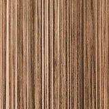 Frusqo draadjesgordijn bruin 100x250cm_