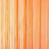 Frusqo draadjesgordijn oranje 100x250cm_