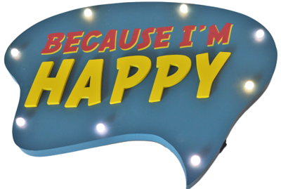 Lightbox Happy