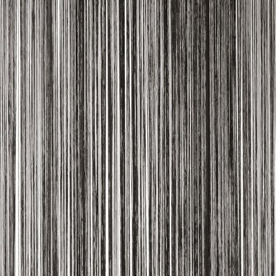 Frusqo draadjesgordijn zwart 500x300cm