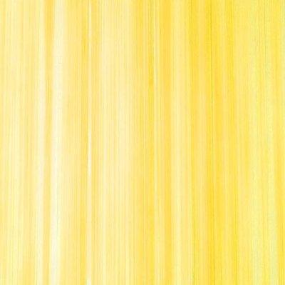 Frusqo draadjesgordijn geel 100x250cm