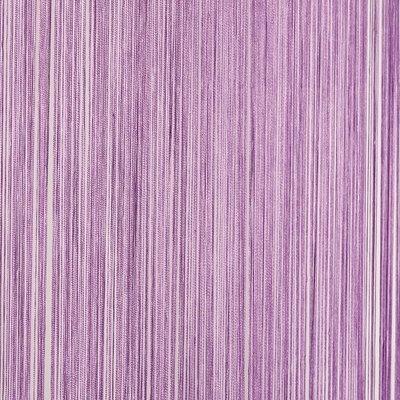 Frusqo draadjesgordijn lavendel 90x200cm