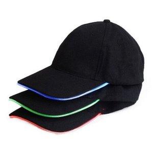 Party cap met led verlichting