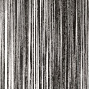 draadjesgordijn zwart